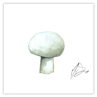 Illustration de champignon pour foodchain Thumbnail